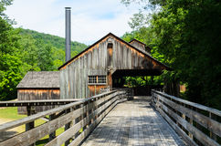 Pennsylvania Lumber Museum Royalty Free Stock Photography