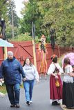 Pennsylvania Renaissance Fair Stock Photography