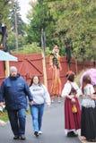 Pennsylvania Renaissance Fair Stock Photography