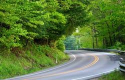 Pennsylvania Route 6 Stock Photo