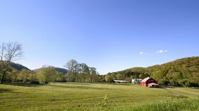 Pennsylvania Rural Landscape Stock Photography
