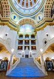 Pennsylvania State capitol building. Harrisburg House Legislature PA Royalty Free Stock Image