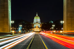 Pennsylvania State Capitol Stock Images