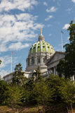 Pennsylvania State House & Capitol Building, Harrisburg Stock Images