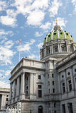 Pennsylvania State House & Capitol Building, Harrisburg Stock Image