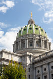 Pennsylvania State House & Capitol Building, Harrisburg Stock Photos