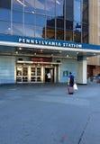 Pennsylvania Train Station, NYC Stock Photography