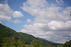 Pennsylvania vista and roads. Stock Photos