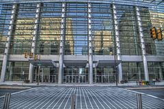 Pennsylwania convention center Obraz Royalty Free