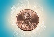 penny imagens de stock
