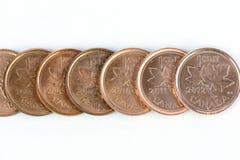 Penny fotografia stock libera da diritti
