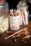 Penny Candy. Candy at the candy counter Royalty Free Stock Photos