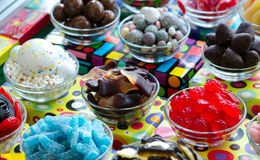 Penny candy  treats Royalty Free Stock Photography