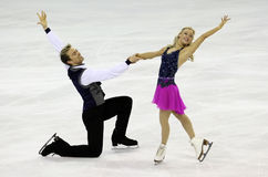 Penny COOMES / Nicholas BUCKLAND (GBR) Stock Image