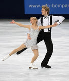 Penny COOMES / Nicholas BUCKLAND (GBR) Stock Images