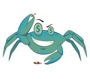 Penny Crab Royalty Free Stock Photo