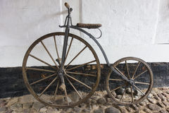 Penny-Farthing Bicycle royalty free stock photography