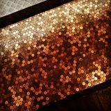 Penny Floor fotos de archivo libres de regalías