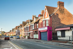 Penny Lane Liverpool Royalty Free Stock Photos