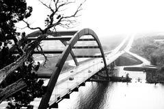 Pennybacker-Brücke oder Brücke 360 stockbild