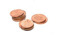 pennys Obraz Stock