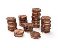 Pennys Lizenzfreies Stockbild