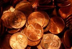 Pennys Lizenzfreie Stockbilder