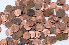 Pennys vom Himmel Lizenzfreie Stockfotografie