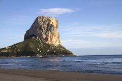 Penon de Ifach Royalty Free Stock Photography