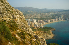 Penon de Ifach Royalty Free Stock Photos
