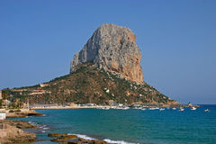 Penon Ifach - 08 Stock Images