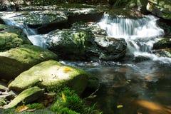 The Penpob Waterfall Royalty Free Stock Photos