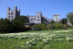 Penrhyn Castle Stock Photo