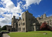 Penrhyn Castle Royalty Free Stock Photography