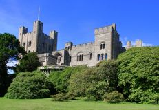 Penrhyn Castle Royalty Free Stock Images