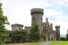 Penrhyn Castle Stock Image