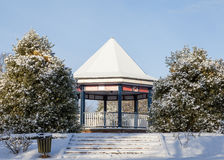 Penrith Bandstand Royalty Free Stock Photography