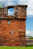 Penrith Castle Royalty Free Stock Photo