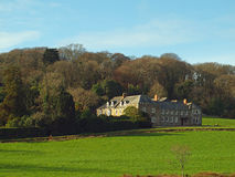 Penrose Estate Cornwall. The main house on the Penrose Estate near Helston and Porthleven in Cornwall Stock Photos