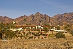 Pensão da angra da fornalha em Death Valley fotografia de stock royalty free