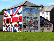 A pensão da união, Saltash, Cornualha sul. Imagens de Stock