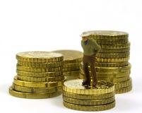 Pensão de aposentadoria Imagens de Stock Royalty Free