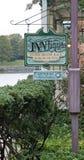 Pensão no Chesapeake do canal, Maryland imagens de stock royalty free