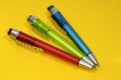 Pens Stock Image