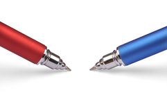 Pens Royalty Free Stock Photography