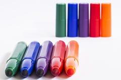 Pens Stock Photo