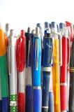 Pens set Royalty Free Stock Image