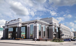 Pensa-Drama-Theater, Russland lizenzfreie stockfotografie