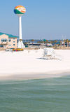 Pensacola Beach royalty free stock photo