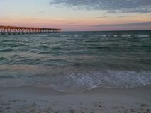 Pensacola Beach stock photo